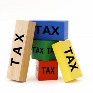 賃貸事業にかかる税金
